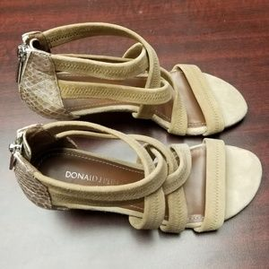 Donald J. Pliner Shoes - Donlad J Pliner strappy heels